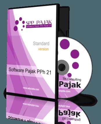 Gambar CD SPP Pajak